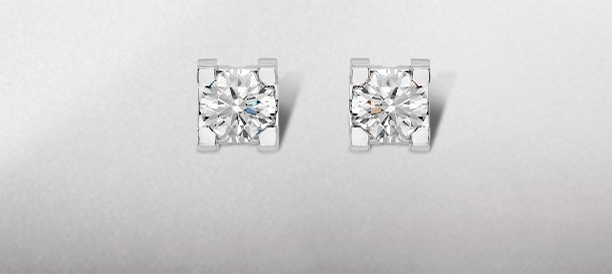 C de Cartier Earrings