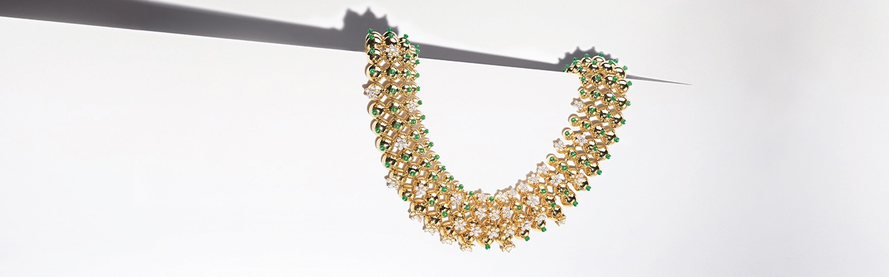 Cactus de Cartier Necklaces